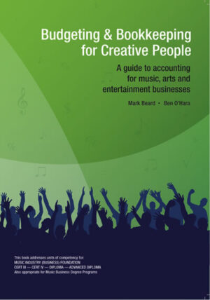 Budgeting Bookkeeping For Creative People